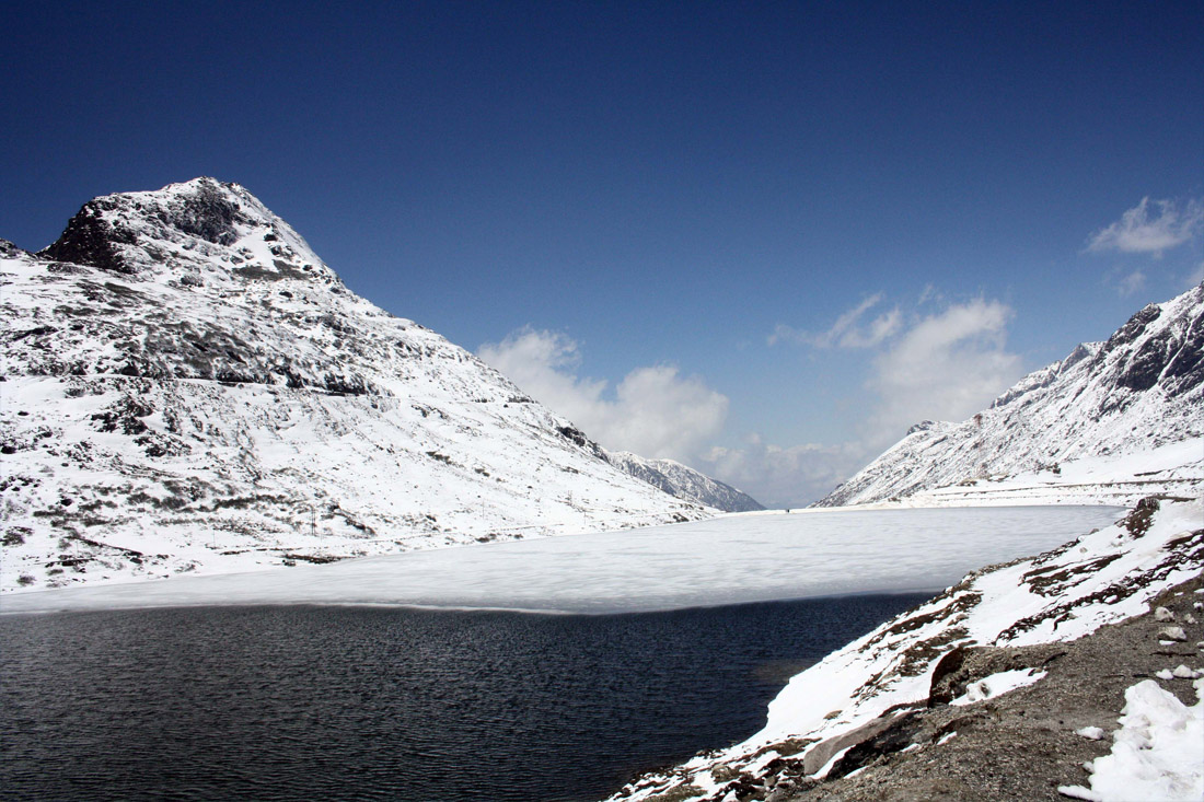 Sela Pass - Winter